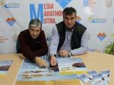 Emilio García junto a Vicente Tovar en la rueda de prensa del Campeonato Mundial de Rentoy motrileño (Foto: El Faro)