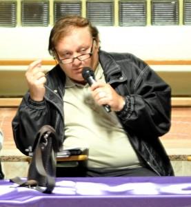 FRANCISCO CONTRERAS, candidato a liderar Podemos Motril