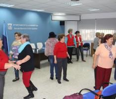 TALLER DE MUSICOTERAPIA EN EL CENTRO DE SERVICIOS SOCIALES (Foto: El Faro)