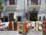 UNO DE LOS COMERCIOS DE ARTESANÍA POPULAR EN PAMPANEIRA (Foto: El Faro)