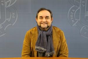 El concejal de Consumo, Miguel Ángel Muñoz (Foto: El Faro)