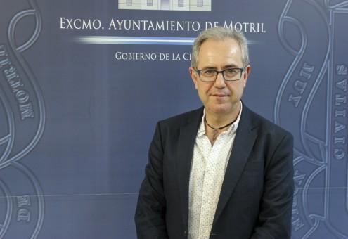 FRANCISCO RUIZ, CONCEJAL DE RELACIONES INSTITUCIONALES DEL AYUNTAMIENTO DE MOTRIL (Foto: El Faro)