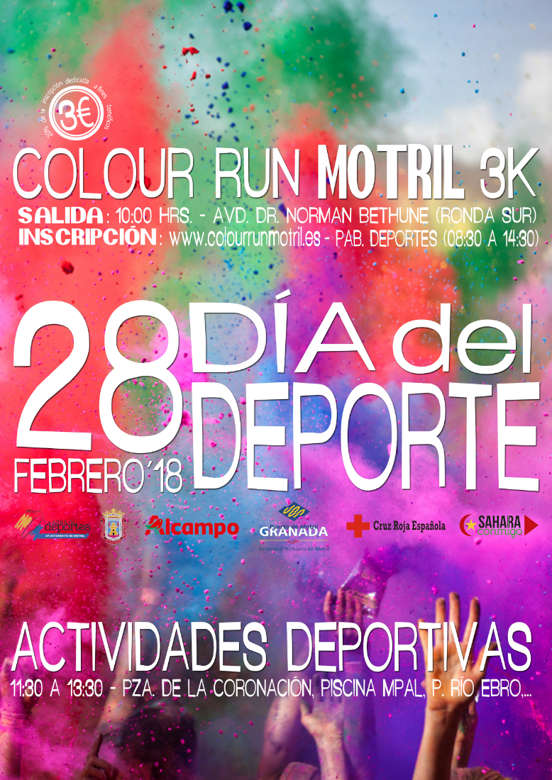 Carrera color Run