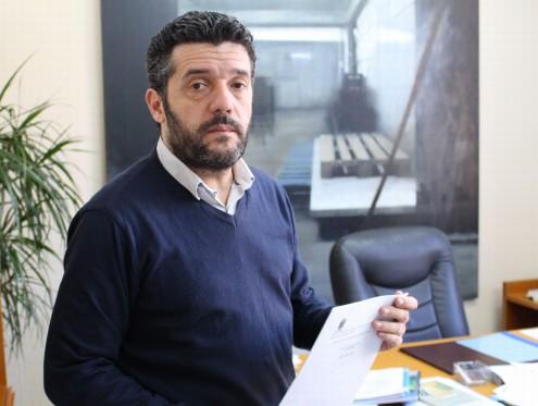 FRANCISCO SÁNCHEZ CANTALEJO, RESPONSABLE DE LIMDECO (Foto: El Faro)