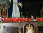 PASO DEL CRISTO DE LA FE RECORRIENDO SUS CALLES EN LA ZONA NORTE DE MOTRIL (Foto: El Faro)