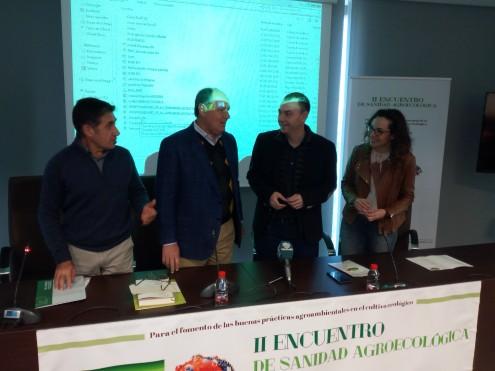 PRESENTACIÓN DE LAS JORNADAS ECOLÓGICAS (Foto: El Faro)