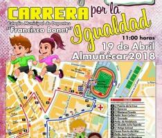 CARRERA DE LA IGUALDAD EN ALMUÑÉCAR