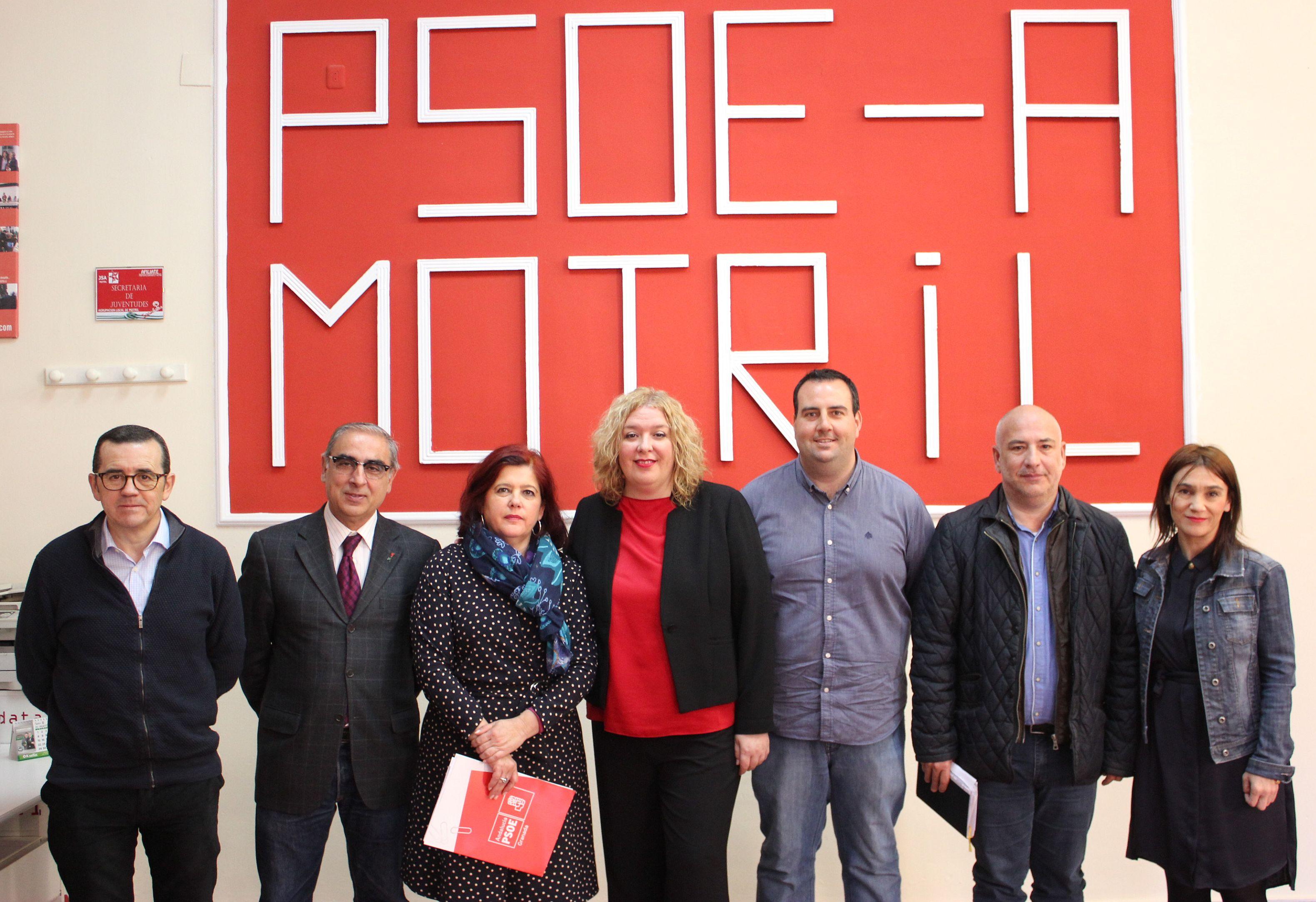 LOS SOCIALISTAS COMPARECEN PARA ANALIZAR LOS PRESUPUESTOS GENERALES DEL ESTADO (Foto: El Faro)