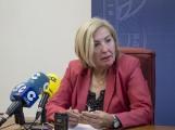 MARÍA ÁNGELES ESCÁMEZ, TENIENTE DE ALCALDE DE FORMACIÓN Y EMPLEO (Foto: Archivo El Faro)