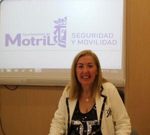 MARIA ANGELES ESCAMEZ, TENIENTE DE ALCALDE DE SEGURIDAD (Foto: El Faro)
