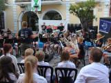CONCIERTO DE LA BANDA NÓRDICA EN EL FESTIVAL TROPICAL DE BANDAS DE ALMUÑÉCAR (Foto: El Faro)