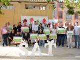 Fiesta Clausura VIII Premio SAT Campos Granada (Foto: El Faro)