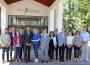 Foto de familia de la presentación del Plan Costa Tropical (Foto: El Faro)