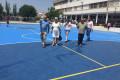 LA ALCALDESA DE ÓRGIVA VISITA LAS INSTALACIONES (Foto: El Faro)