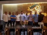 PRIMAVERA DE DIOS, ORGANIZADORES Y CONTERTULIOS (Foto: El Faro)