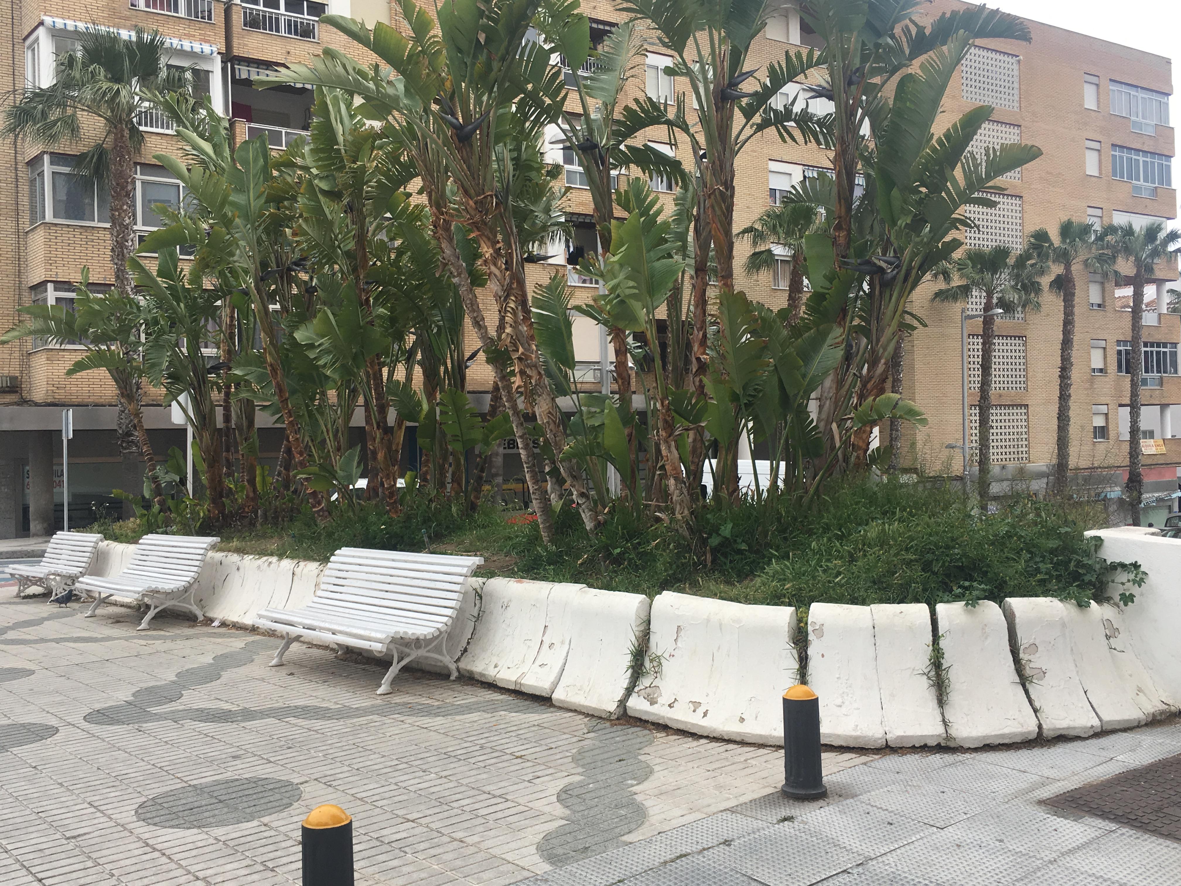 UNA DE LAS ZONAS DETERIORADAS QUE DENUNCIAN LOS SOCIALISTAS (Foto: El Faro)