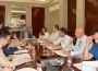 Un momento de la reunión de Motrilport (Foto: El Faro)