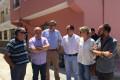 VISITA DEL PRESIDENTE DE LA MANCOMUNIDAD A ALMUÑÉCAR (Foto: El Faro)