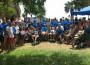 FOTO DE FAMILIA DE PARTICIPANTES, VOLUNTARIOS E INSTITUCIONES (Foto: El Faro)