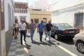EL PRESIDENTE DE LA MANCOMUNIDAD Y EL ALCALDE TORREÑO VISITAN LA FINALIZACIÓN DE LAS OBRAS (Foto: El Faro)