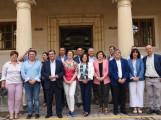 FOTO DE FAMILIA DE LAS AUTORIDADES PROVINCIALES Y REGIONALES (Foto: El Faro)