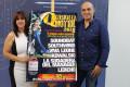 Gregorio Morales e Irene Justo presentan los finalistas del Quiskilla Motril 2018 (Foto: El Faro)