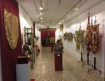 Piezas de la exposición XXV Años de Victoria (Foto: El Faro)