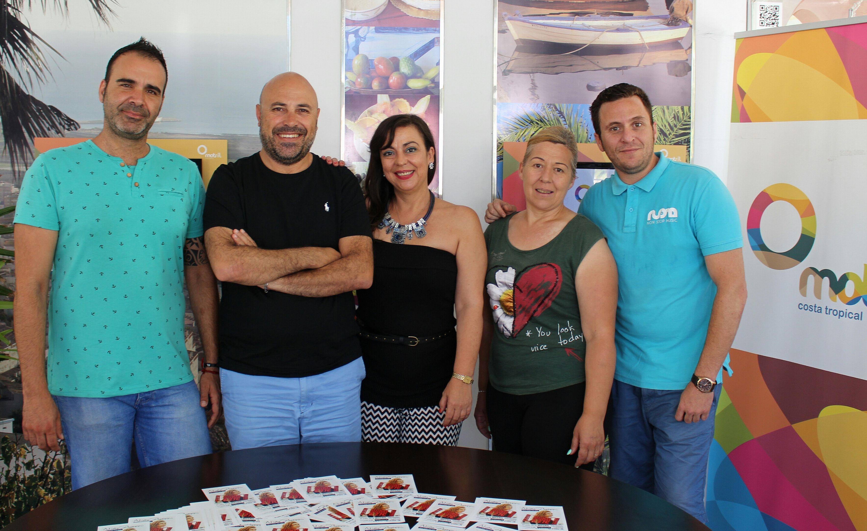 Presentación del concierto de Niña Pastori (Foto: El Faro)