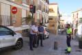 TÉCNICOS PONEN EN MARCHA EL SISTEMA DE REGULACIÓN EN EL ACCESO A LA PLAZA (Foto: El Faro)