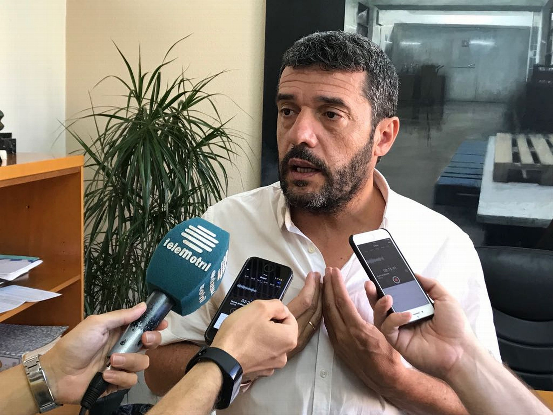 Teniente de alcalde, Francisco Sánchez-Cantalejo (Foto: El Faro)