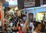 AMBIENTE COMERCIAL EN ALMUÑÉCAR CON MOTIVO DEL SHOPPING NIGHT (Foto: Archivo El Faro)
