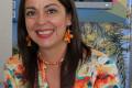 Alicia Crespo, teniente de Fiestas (Foto: El Faro)