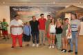 GALARDONADOS JUNTO A FAMILIA DE NINO Y CONCEJALES (Foto: El Faro)