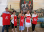Presentación de las camisetas oficiales Feria de Día 2018 (Foto: El Faro)