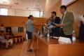 MOMENTO DE LA ENTREGA DE DIPLOMAS EN FORMACIÓN PROFESIONAL (Foto: El Faro)