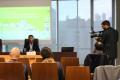 Momento de la Inauguraciónde la Jornada Técnica sobre la gestión local de Residuos de Aparatos Eléctricos y Electrónicos (Foto: El Faro)