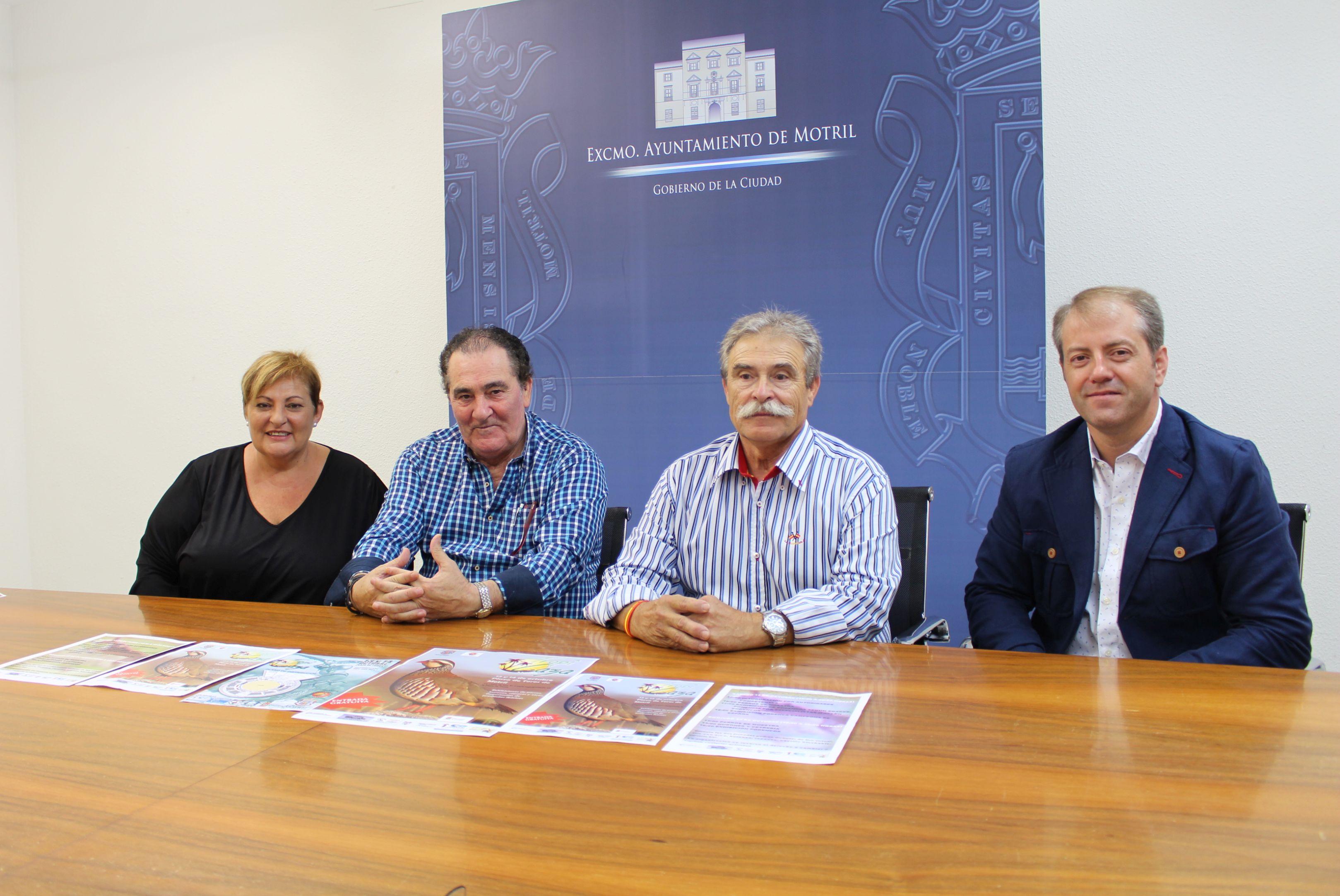 Presentación de la III Edición de TropiCaza (Foto: El Faro)