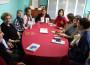 Espacio de Lectura Feminista en el Centro Municipal de Atención a la Mujer (Foto: El Faro)
