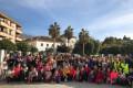 FOTO DE FAMILIA EN EL DIA CONTRA LA OBESIDAD (Foto: El Faro)