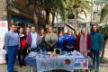 LOS POPULARES VISITAN EL STAND DE ADIMO EN MOTRIL (Foto: El Faro)