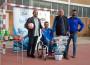 ORGANIZADORES Y AUTORIDADES E N LA PRESENTACIÓN DEL NUEVO TORNEO SOLIDARIO (Foto: El Faro)