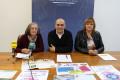 Presentación de los actos con motivo del Día Mundial de la Diabétes (Foto: El Faro)