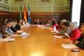 Reunión del Consejo Municipal de la Mujer (Foto: El Faro)