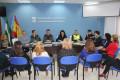 REUNIÓN EN ALMUÑÉCAR CONTRA LA VIOLENCIA DE GÉNERO (Foto: El Faro)