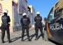 POLICÍAS NACIONALES EN LA INTERVENCIÓN REALIZADA