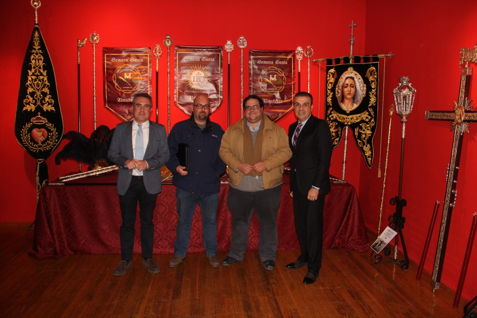 ACTO INAUGURAL DE LA EXPOSICIÓN DE LAS JORNADAS COFRADES DE ALMUÑÉCAR