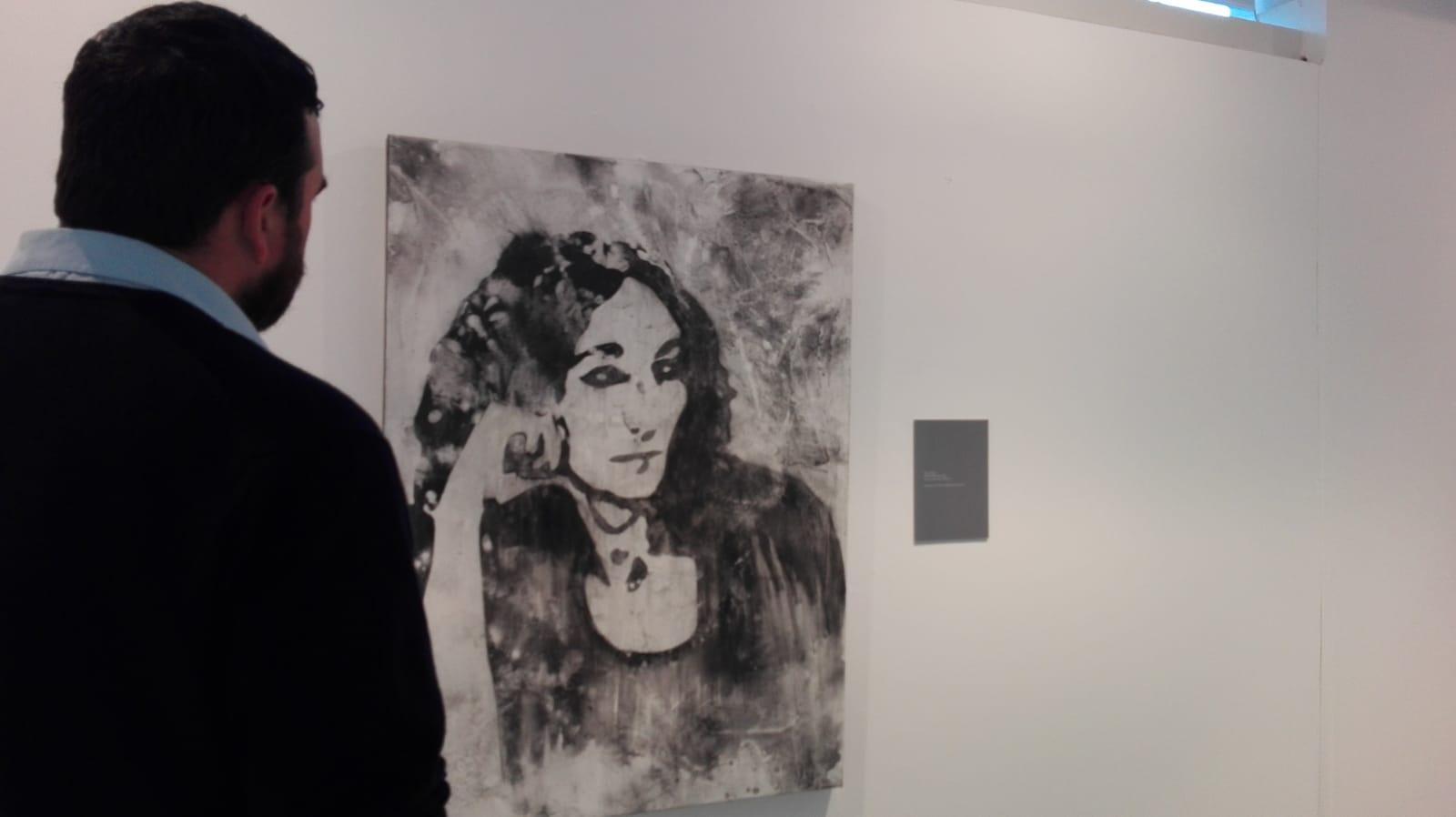 Expo pintura y palabra