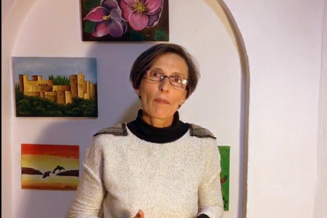 LIDIA RIVAS, SOCIALISTA EN LANJARÓN