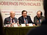 CONFERENCIA DE PRESIDENTES, CON JOSÉ ENTRENA, RESPONSABLE MÁXIMO DE DIPUTACIÓN EN GRANADA