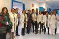 Consulta de ELA, en el hospital Virgen de las Nieves